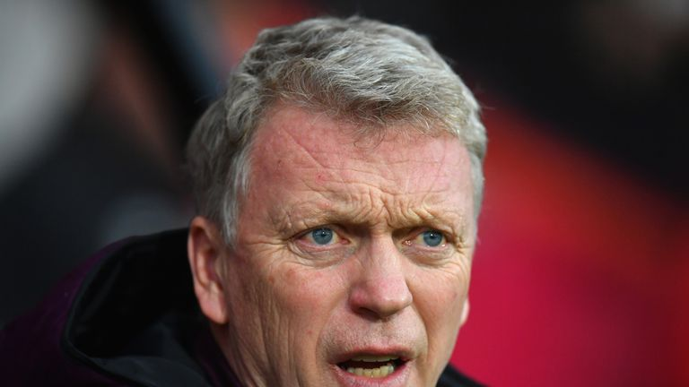 David Moyes insists he has no plans of selling his attacking players