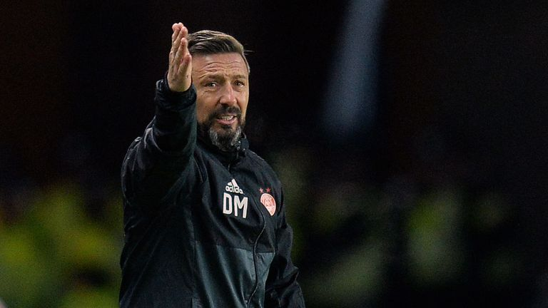 McInnes turned down the chance to manage Rangers earlier this week