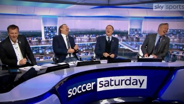 Jeff and the panel will be back from midday on Sky Sports News
