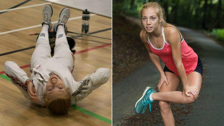 Francesca Summers will start her modern pentathlon season in January