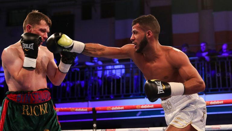 Yafai will box in January before meeting McDonnell in March