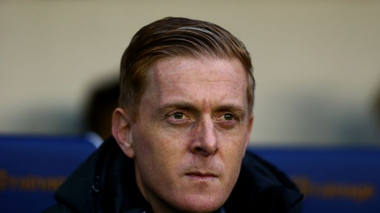Garry Monk has signed a three-and-a-half-year deal with Birmingham City