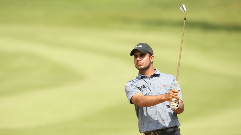 Shubankar Sharma is upbeat about his chances of a top-five finish at the Masters