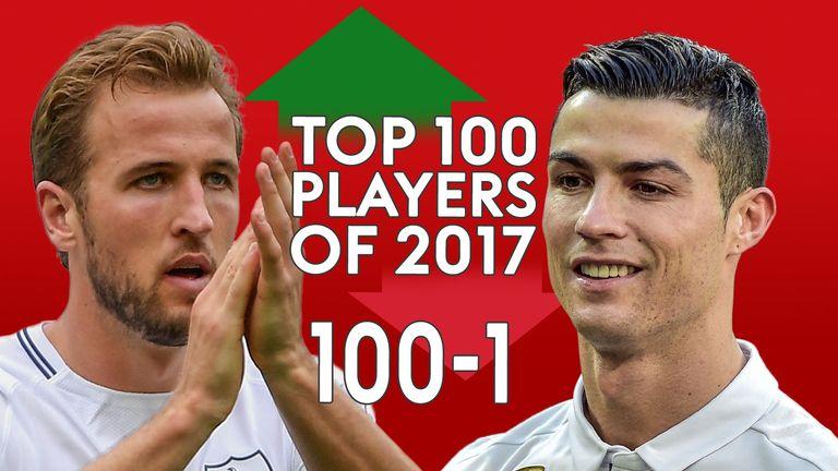 Top 100 players of 2017: Full list | Football News | Sky Sports