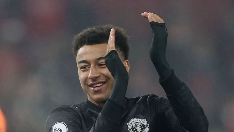 during the Premier League match between Arsenal and Manchester United at Emirates Stadium on December 2, 2017 in London, England.