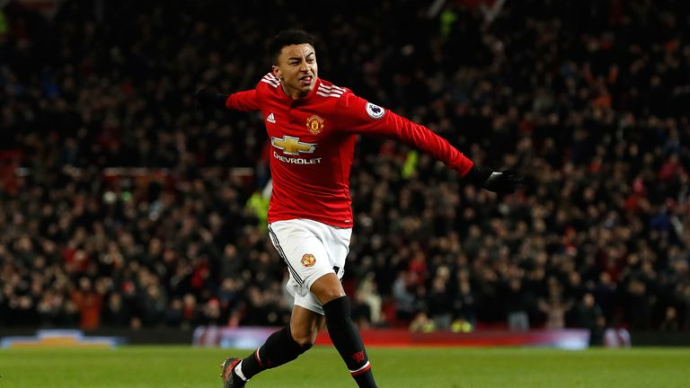 Jesse Lingard rescued a draw against Burnley with two goals