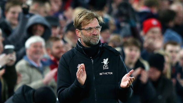 Jurgen Klopp confirmed the Brazilian was left out of the squad because of an injury