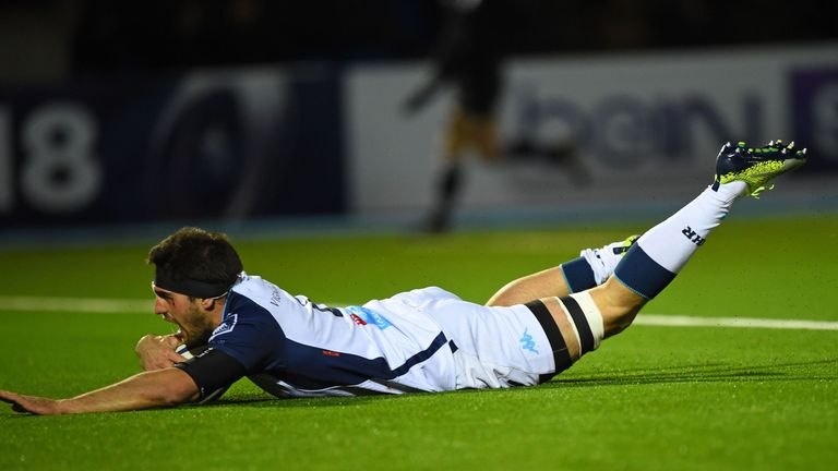 Galletier slid over for his second while Turner was in the bin to bring Montpellier back into the game