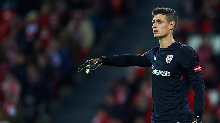 Will Kepa Arrizabalaga's move to Real Madrid stall in January?
