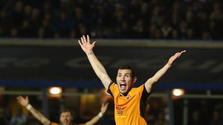 Leo Bonatini scored the winner for Wolves