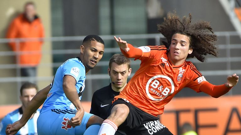 Matteo Guendouzi is a promising France U20 defensive midfielder