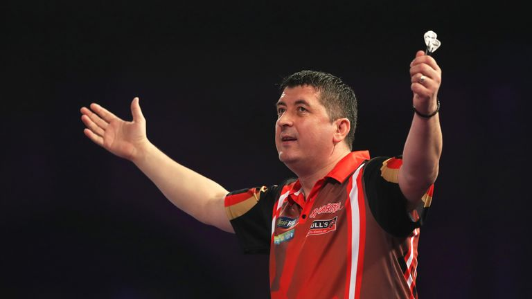 Mensur Suljovic headlines this year's Group of Death