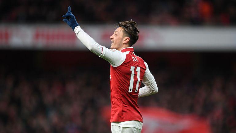 Mesut Ozil is still world class, insists Charlie Nicholas