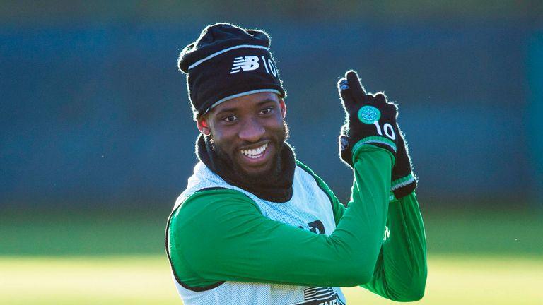 Celtic's Moussa Dembele.