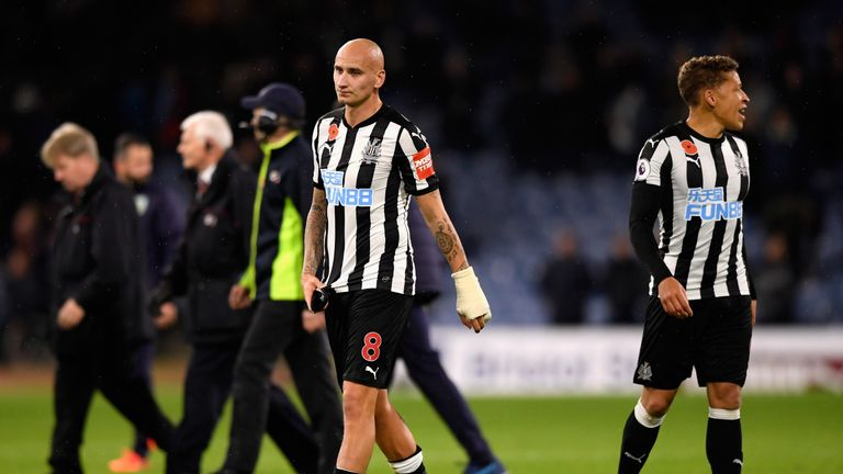 Newcastle's players have cancelled their Christmas party