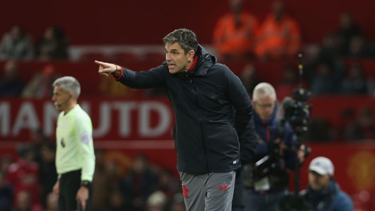 Mauricio Pellegrino says Southampton's visit of Crystal Palace is a 'massive game' for both sides