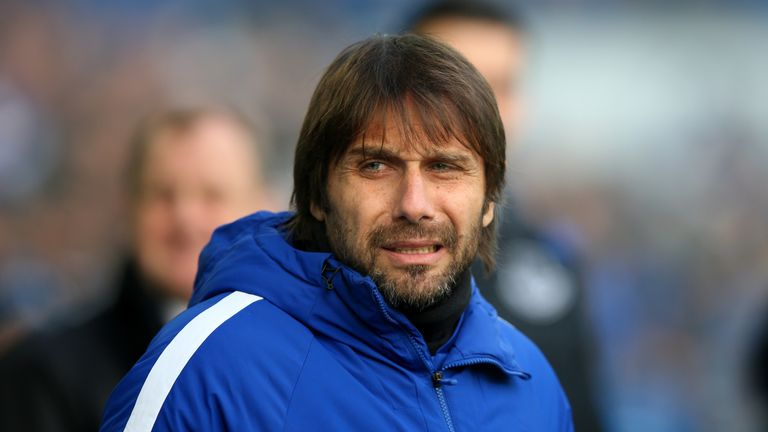 Antonio Conte has no plans to change his rotation policy in the coming weeks