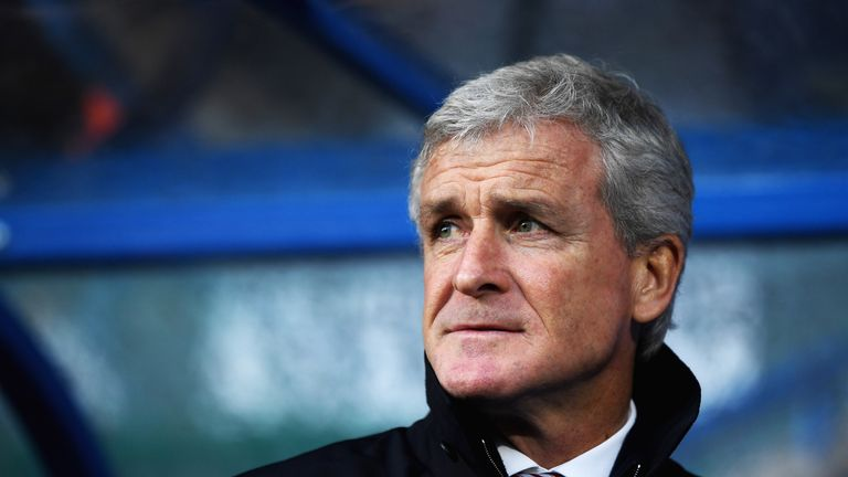 Southampton boss Mark Hughes admires the job Claude Puel has done at Leicester