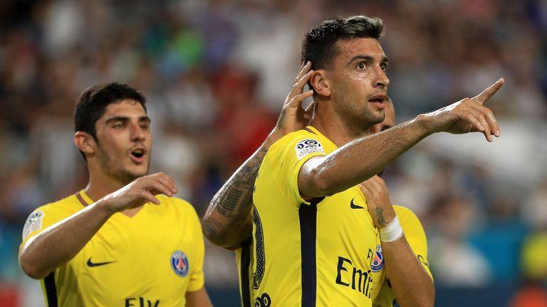 Javier Pastore could force an exit from Paris Saint-Germain