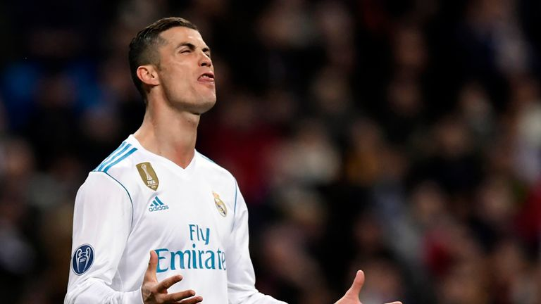 Cristiano Ronaldo is unimpressed by Real Madrid's reported pursuit of Neymar, according to Spanish media