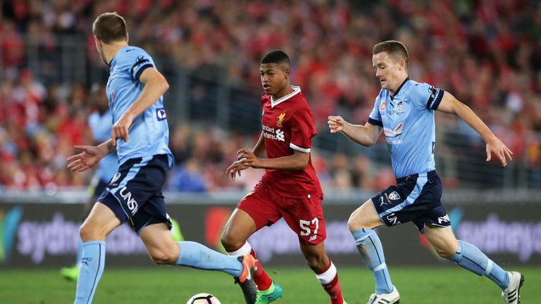 Rhian Brewster revealed his anger after suffering racist abuse in a youth game against Spartak Moscow