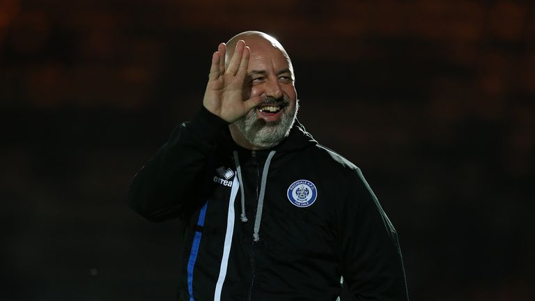 Rochdale manager Keith Hill is looking forward to seeing a full house at Spotland