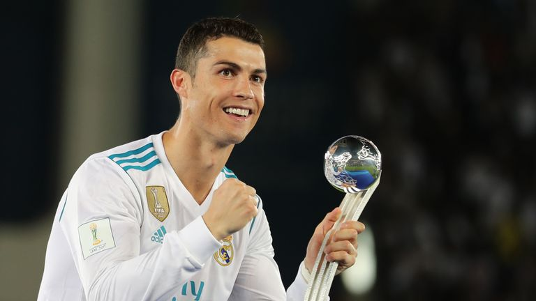 Ronaldo hold the record for most goals scored at the CWC, with seven strikes