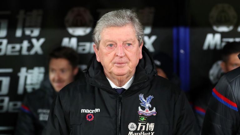 Crystal Palace manager Roy Hodgson tells players 'exactly how it is', say the midfield pair