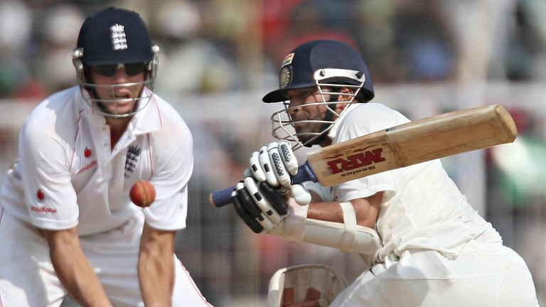 Cook beat Sachin Tendulkar's record to become the youngest player to 12,000 Test runs