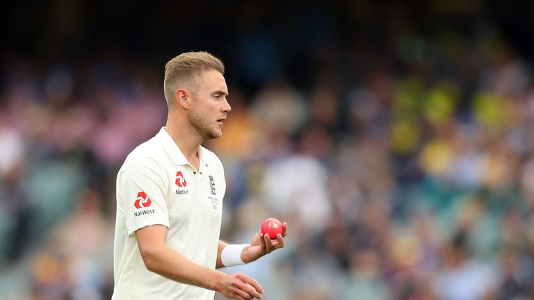 Stuart Broad and James Anderson got their lengths wrong on day one