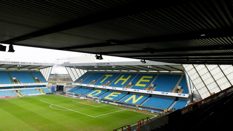 Millwall were initially charged in February