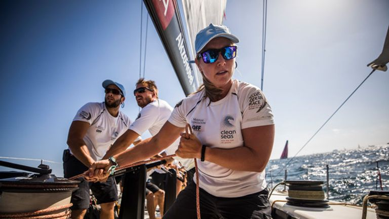 Photo Jen Edney/Volvo Ocean Race