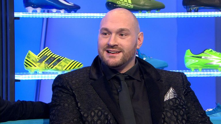 Tyson Fury's UK Anti-Doping hearing is expected to end this week