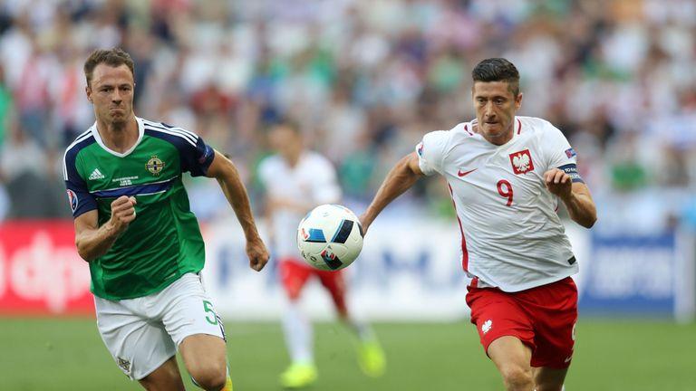 Will Robert Lewandowski fire for Poland in Russia?