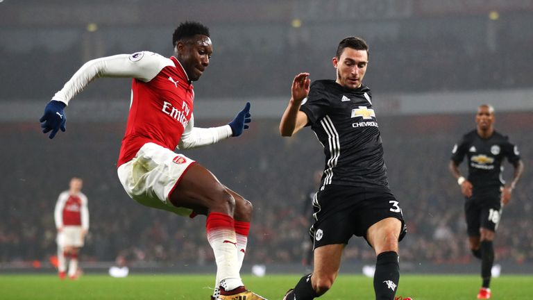 Matteo Darmian could be leaving Old Trafford this summer