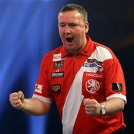 Jamie Hughes crashed out of the BDO championship | Darts News | Sky
