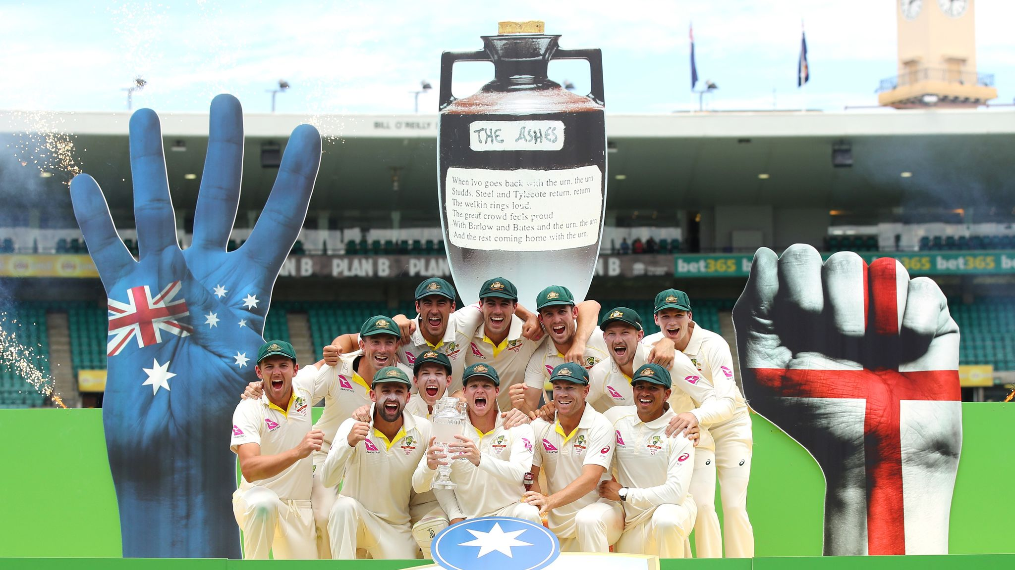 Ashes TV schedule on Sky Sports: How to watch every ball of 2019