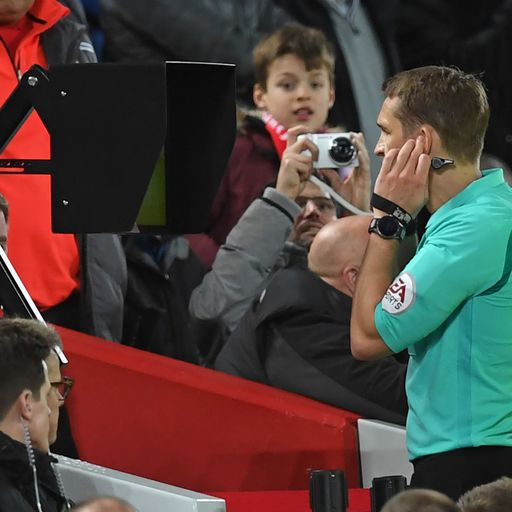 How VAR took over at Anfield