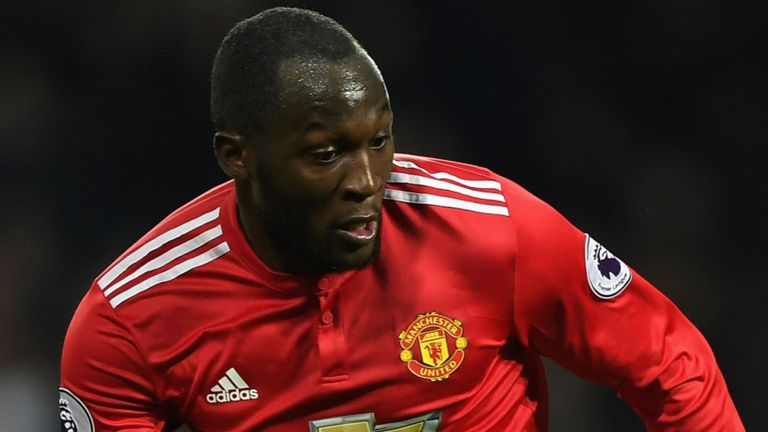 Romelu Lukaku has come under criticism for his supposed lacklustre displays against United's rivals