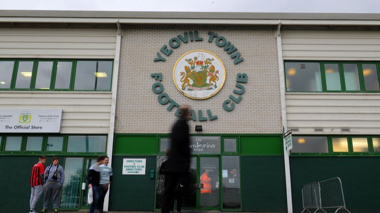 Yeovil welcome Jose Mourinho and co to Huish Park on Friday night