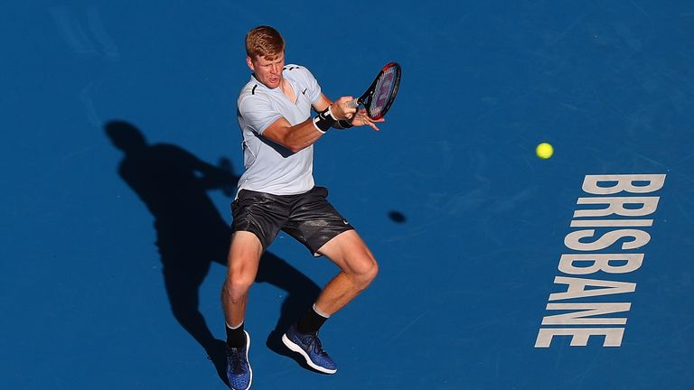 Edmund is through to the last eight where his next opponent could be top seed Grigor Dimitrov