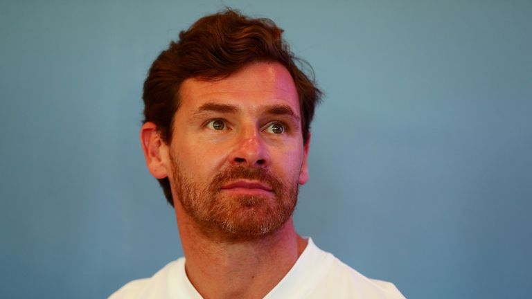 Andre Villas-Boas is set to return to management next season