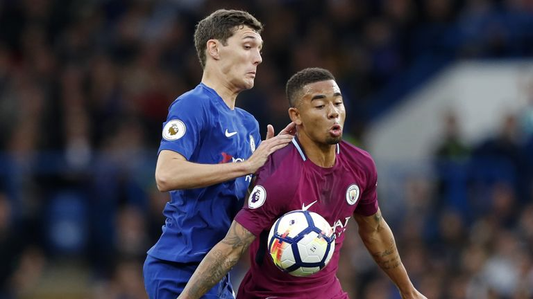 Christensen has made 24 appearances for Chelsea this season