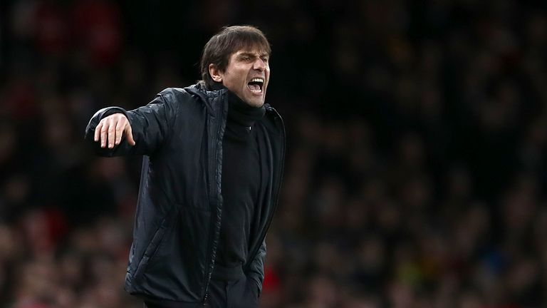 Antonio Conte says his players are fully focused on winning silverware this season