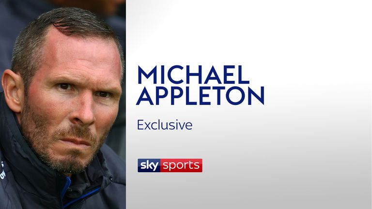 Michael Appleton is working as Leicester's assistant manager