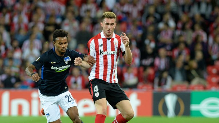 Aymeric Laporte is one of the most highly-regarded young centre-backs in Europe