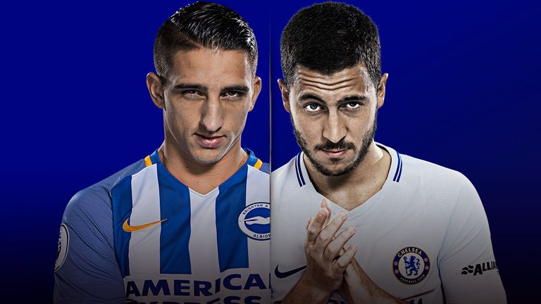 Watch Brighton v Chelsea, live on Sky Sports Premier League