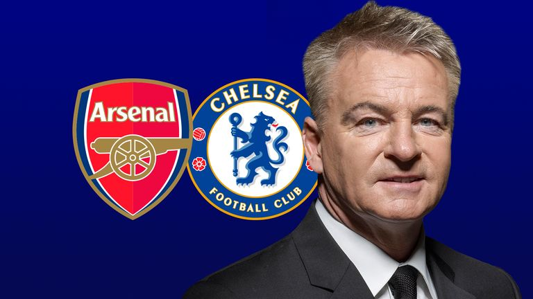 Charlie Nicholas picks his combined Arsenal v Chelsea XI ahead of their meeting at the Emirates on Wednesday, live on Sky Sports Premier League