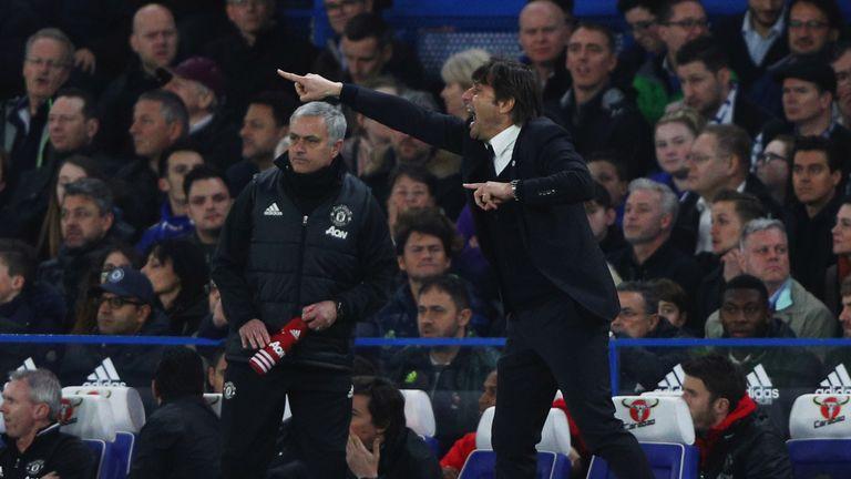 "Antonio Conte has called Jose Mourinho ""a little man"" and a ""fake"""