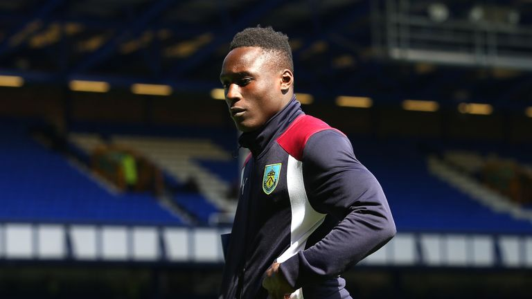 Daniel Agyei has committed to Burnley for another year